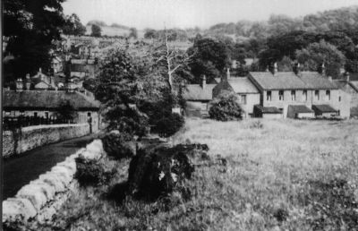 Old Road Chatburn 1950