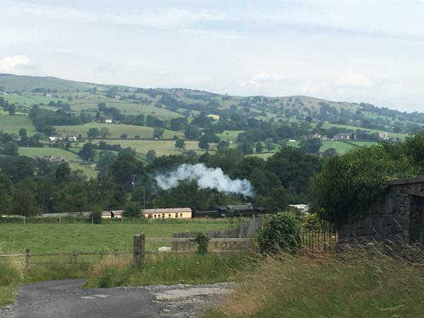 Steam Train on Sundays