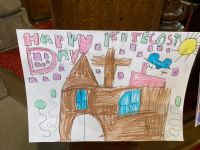Happy  Birthday church 7