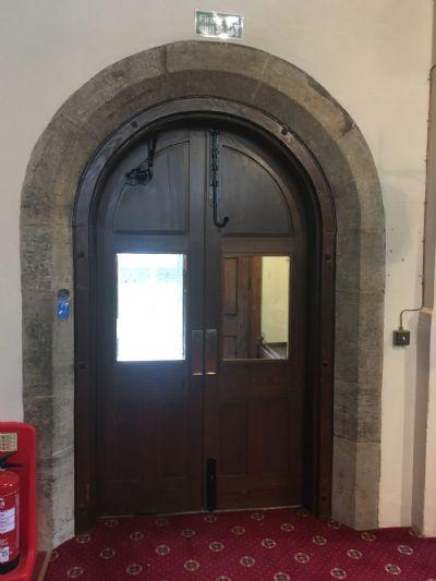 Refurbished inner doors