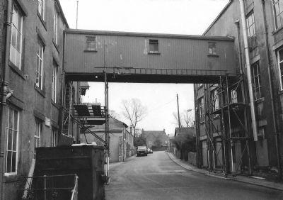 Bridge across Ribble Lane, Chatburn