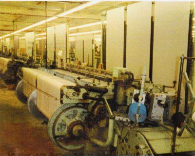 Weaving Looms in Chatburn