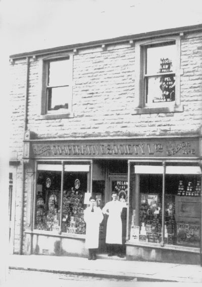 The Coop, Downham Road, Chatburn