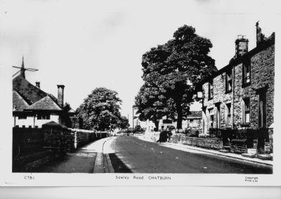 Sawley Road, Chatburn