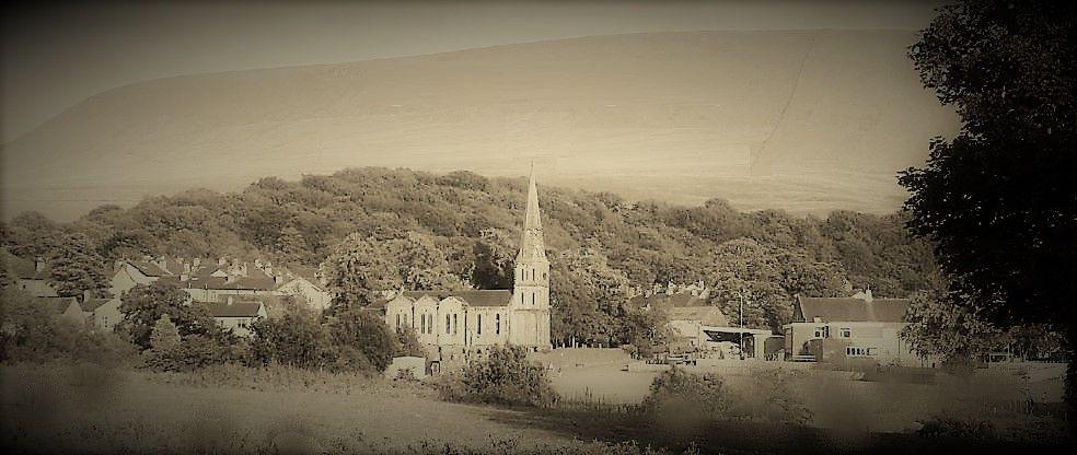 Church Sepia