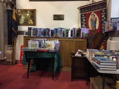 Jigsaw and Book corner