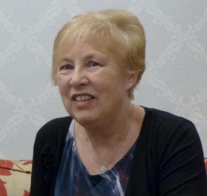 Barbara Greenwood Assistant Churchwarden