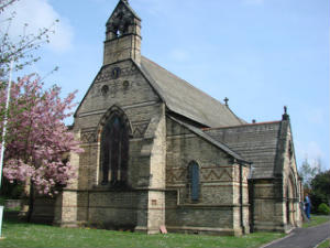 St Barnabas Church Bournmoor