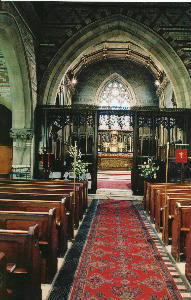 St Barnabas Nave