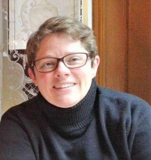 Rev Barbara Evans-Routley