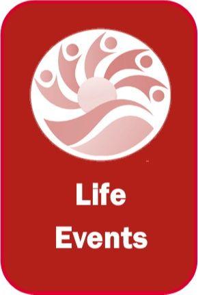 Life events icon