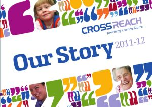 CrossReach front page