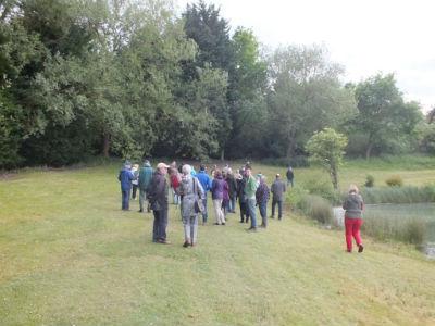 Hauxton Reserve 2