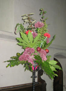 Harvest Flowers 4
