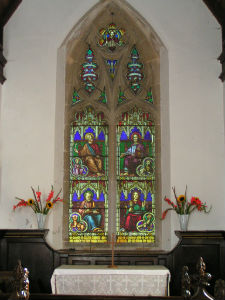 Stained-glass window 1