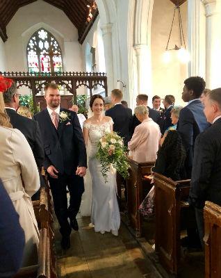 Wedding Sept 2018