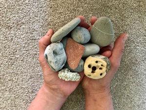 Held in God's hands
