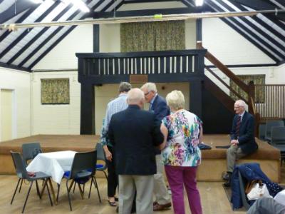 Churchwardens presentation