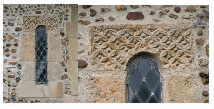 BP 23 Romanesque windows