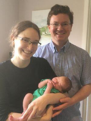 Anna, Owen and Robbie