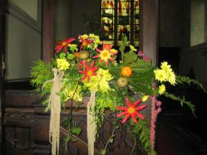 Harvest Flowers 3