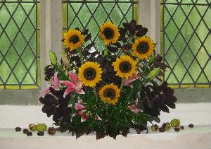 Harvest Flowers 6