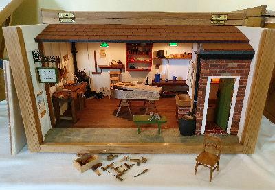 Craftsmans workshop