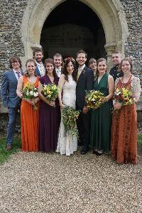 Emmas wedding 1