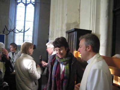 Archdeacons visit 2