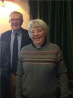 Brigitte and John