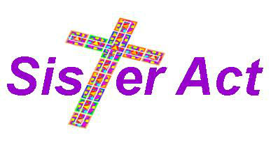 2019 Sister Act Logo