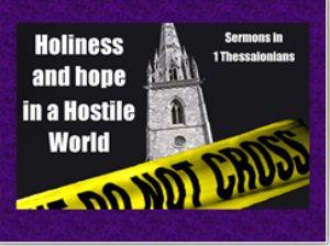 2019 Thessalonians Logo