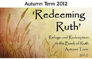 2019 - Redeeming Ruth Sermon Series