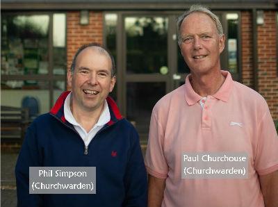 2019 Churchwardens