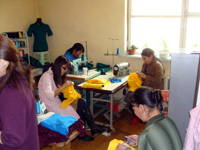 2019 Jubilee Sewing workshop