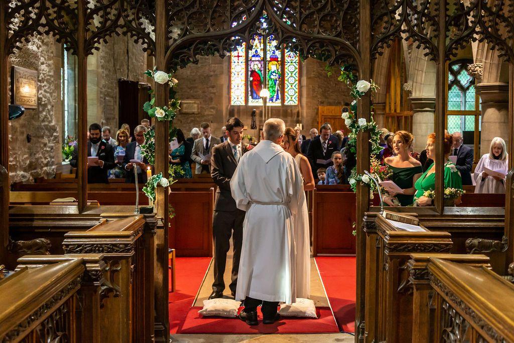 Jonathan and Helen Wedding