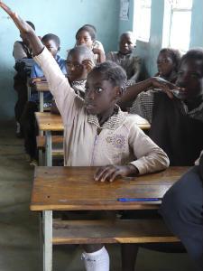 GHI Schoolchildren Zambia