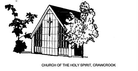 History Church of the Holy Spirit 1977