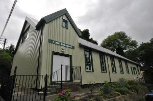 St Johns Community Hall, Greenside