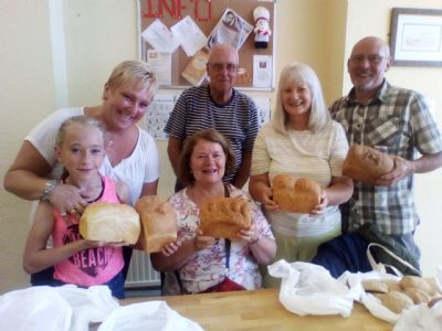 Bread Making in Liverpool