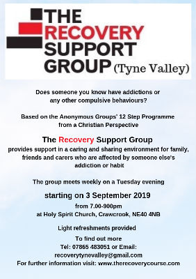 Recovery Course for Carers