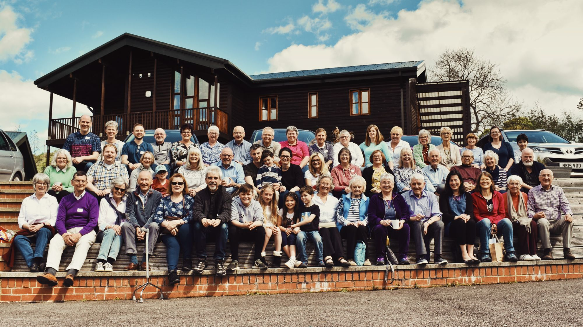 Greenside Parish Family Emmaus Weekend May 2019