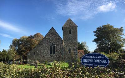 Lower Halstow Church 2019
