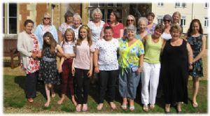 ladies group photo