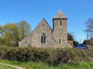Lower Halstow Church