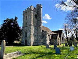 Stockbury Church
