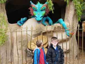 reece and the dragon