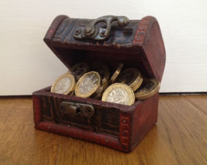 Treasure Chest for Giving
