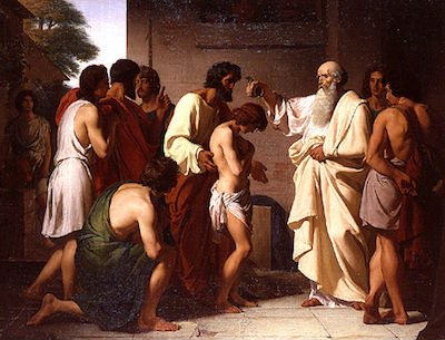 Biennoury - Samuel anoints David