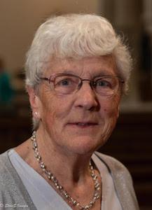 Rev June Faulkner